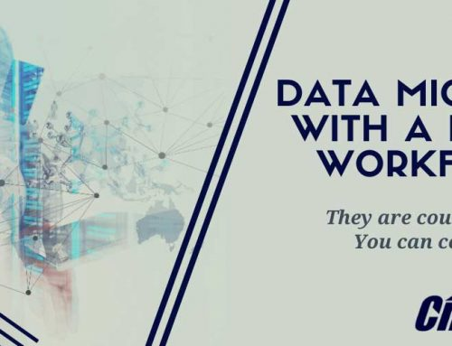 Data Migration with a Remote Workforce